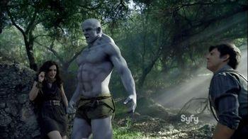 Axe Apollo TV Spot, 'Defiance' - 126 commercial airings