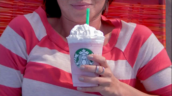 Starbucks Frappuccino Happy Hour TV Spot, Song by marie & the redCat - Thumbnail 2