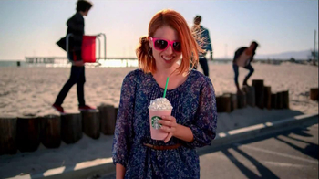 Starbucks Frappuccino Happy Hour TV Spot, Song by marie & the redCat - Thumbnail 7