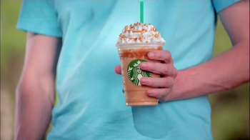 Starbucks Frappuccino Happy Hour TV Spot, Song by marie & the redCat - Thumbnail 9