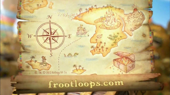 Fruit Loops TV Spot, 'Treasure' - Thumbnail 9