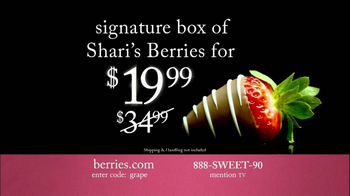 Shari\'s Berries TV Spot, \'Mother\'s Day Gifts\'