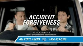 Allstate Accident Forgiveness TV Spot, 'Alex' - 2414 commercial airings