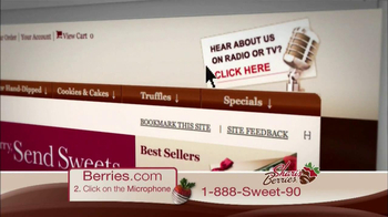 Shari's Berries TV Spot, 'Mother's Day' - Thumbnail 9