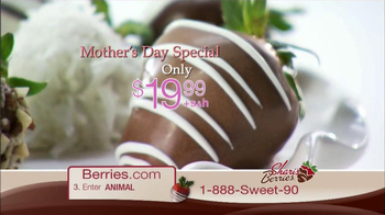 Shari\'s Berries TV Spot, \'Mother\'s Day\'