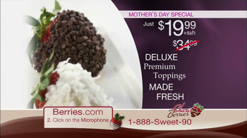 Shari's Berries TV Spot, 'Mother's Day' - Thumbnail 4