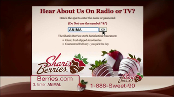 Shari's Berries TV Spot, 'Mother's Day' - Thumbnail 5