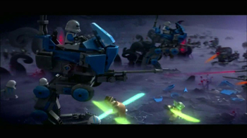 LEGO Star Wars Z-95 Headhunter TV Spot - Thumbnail 2