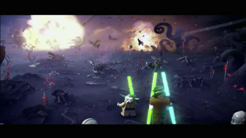 LEGO Star Wars Z-95 Headhunter TV Spot - Thumbnail 8