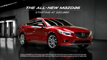 2014 Mazda6 TV Spot, 'High Jump' Song by The Who - Thumbnail 10