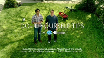 Allstate TV Spot, 'Good Life: Treehouse' Featuring Carter Oosterhouse - Thumbnail 8