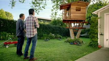 Allstate TV Spot, 'Good Life: Treehouse' Featuring Carter Oosterhouse - 534 commercial airings