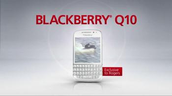 Rogers Blackberry Q10 TV Spot, 'Jet Skis' - Thumbnail 10