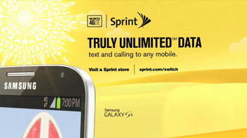Sprint Truly Unlimited Data TV Spot, 'Summer' - Thumbnail 4