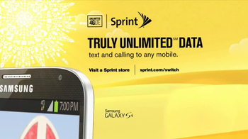 Sprint Truly Unlimited Data TV Spot, 'Summer' - Thumbnail 5