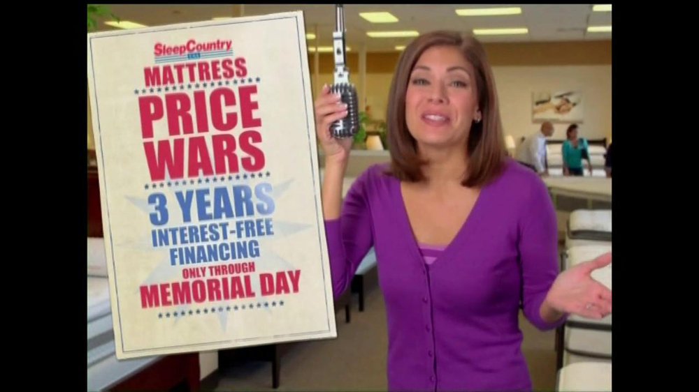 Sleep Country Usa Tv Commercial Memorial Day Ispot Tv