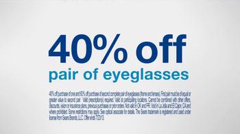 Sears Optical TV Spot, 'Depressing Stories Dan' - Thumbnail 8