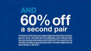 Sears Optical TV Spot, 'Depressing Stories Dan' - Thumbnail 9