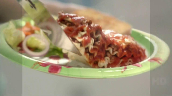 Dixie Ultra TV Spot, 'Lasagna' - Thumbnail 1