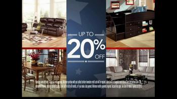 Ashley Furniture Homestore Memorial Day Event TV Spot, 'The Final Week' - Thumbnail 9