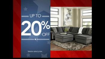 Ashley Furniture Homestore Memorial Day Event TV Spot, 'The Final Week' - Thumbnail 8
