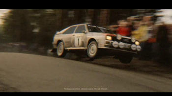 Audi A4 TV Spot, 'Rally' Song by Megan and Liz - Thumbnail 2