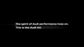 Audi A4 TV Spot, 'Rally' Song by Megan and Liz - Thumbnail 8