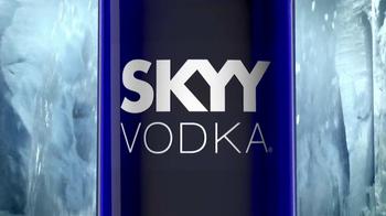SKYY Vodka TV Spot, 'Fountain' Song by The Polyamorous Affair - Thumbnail 1