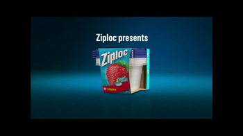 Ziploc TV Spot, 'Smart Snap' - Thumbnail 1