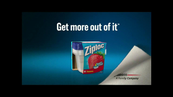 Ziploc TV Spot, 'Smart Snap' - Thumbnail 10
