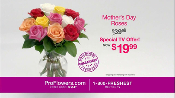 ProFlowers TV Spot, 'Mother's Day Roses' - Thumbnail 6