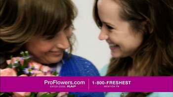 ProFlowers TV Spot, 'Mother's Day Roses' - Thumbnail 3