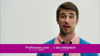 ProFlowers TV Spot, 'Mother's Day Roses' - Thumbnail 4
