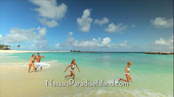 Nassau Paradise Island TV Spot, '$300 Instant Savings' - Thumbnail 2