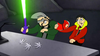 Jay and Silent Bob's Super Groovy Cartoon Movie - Thumbnail 8