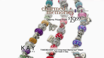 Kay Jewelers Charmed Memories TV Spot, 'Baby Monitor: Mother's Day: NFL Charms' - Thumbnail 7