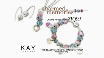 Kay Jewelers Charmed Memories TV Spot, 'Baby Monitor: Mother's Day: NFL Charms' - Thumbnail 8