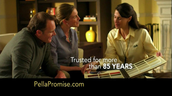 Pella Windows and Door Replacement TV Spot - Thumbnail 6