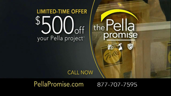 Pella Windows and Door Replacement TV Spot - Thumbnail 9