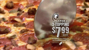 Domino's Pizza Carryout Special TV Spot, 'Not Kidding' - Thumbnail 4
