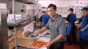 Domino's Pizza Carryout Special TV Spot, 'Not Kidding' - Thumbnail 5