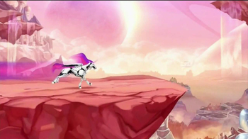 Robot Unicorn Attack 2 TV Spot, 'An Array of Unicorns' Song by Corey Hart - Thumbnail 3