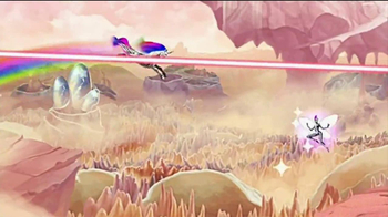 Robot Unicorn Attack 2 TV Spot, 'An Array of Unicorns' Song by Corey Hart - Thumbnail 7