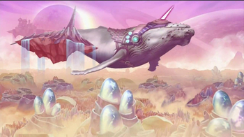 Robot Unicorn Attack 2 TV Spot, 'An Array of Unicorns' Song by Corey Hart - Thumbnail 8
