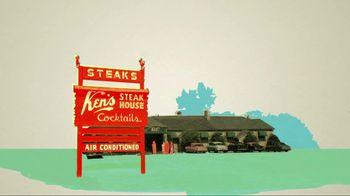 Ken's Steak House Chunky Blue Cheese TV Spot, 'Best Salad Dressing'