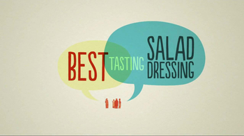 Ken's Steak House Chunky Blue Cheese TV Spot, 'Best Salad Dressing' - Thumbnail 4
