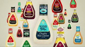 Ken's Steak House Chunky Blue Cheese TV Spot, 'Best Salad Dressing' - Thumbnail 6