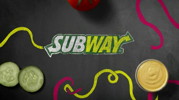Subway Oven Roasted Chicken TV Spot, '$3 Select' - Thumbnail 2