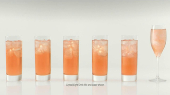 Crystal Light Peach Bellini TV Spot