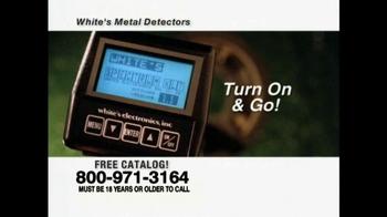White's Electronics Metal Detectors TV Spot, 'Outdoor Hobby' - Thumbnail 3
